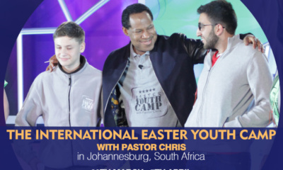 The Christ Embassy's International Easter Youth Camp