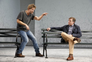 Robert Sean Leonard, Paul Sparks