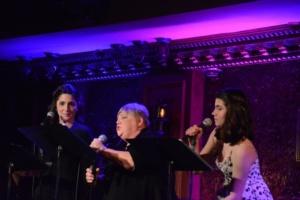 Samantha Massell, Mary Stout, Mavis Simpson-Ernst
