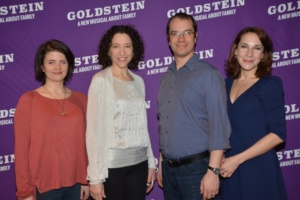 Sarah Beth Pfeifer, Amie Bermowitz, Aaron Galligan-Stierle, Blair Alexis Brown