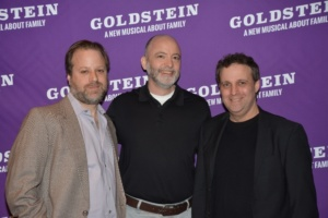 Charlie Schulman, Brad Rouse and Michael Roberts