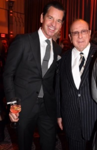 Greg and Clive Davis