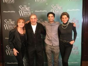 Carolyn O'Conner, Dan Lauria, Repack Gin, Wendy Malick