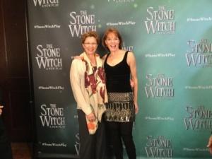 Annette Benning, Carolyn McCormick