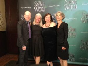 Scott Newsome, Laura Janik Cronin, Darlene Kaplan