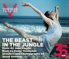 The Beast In The Jungle, The Vineyard Theatre