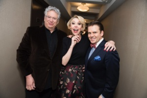 Harvey Fierstein, Robert Creighton, Julie Halston
