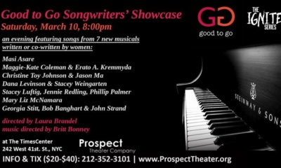 Good to Go Songwriters' Showcase