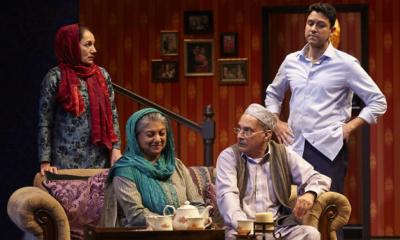 Purva Bedi, Rita Wolf, Ranjit Chowdhry, Sanjit De Silva