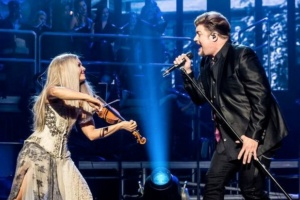 Mairead Nesbitt, Rob Evan