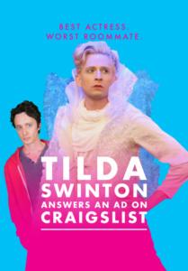 Tilda Swinton Answers an Add on Craigslist
