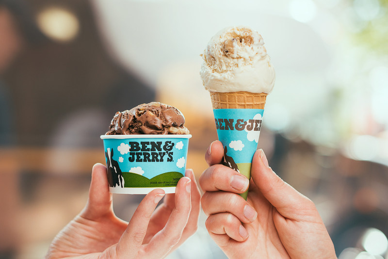 Get the scoop on Ben and Jerry's 40th annual Free Cone Day