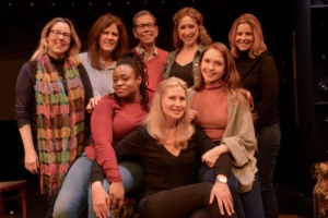 Beth Falcone (Music Director), Janet Hood, Bill Russell, Allyson Kaye Daniel, Luba Mason, Courtney Balan, Amy Anders Corcoran, Celeste Rose