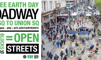 Car free earth day