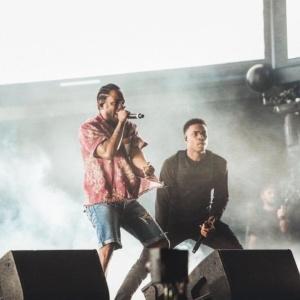 Kendrick Lamar, Vince Staples