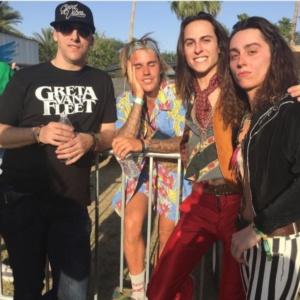 Justin Bieber, Greta Van Fleet