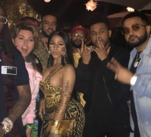 Nicki Minaj, The Weeknd, Nav, French Montana