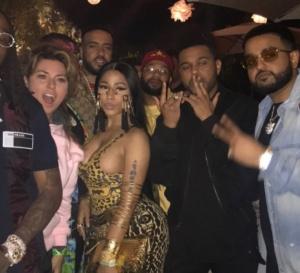 Nicki Minaj, The Weeknd, Nav, French Montana