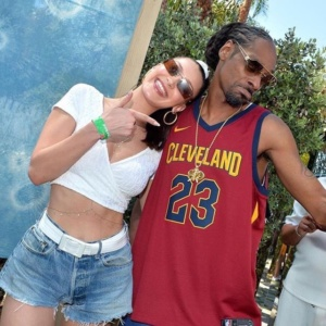 Snoop Dogg, Bella Hadid