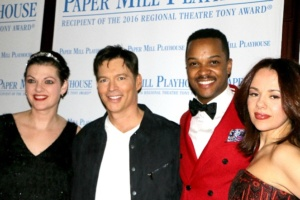 Kate Shindle, J. Harrison Ghee, Harry Connick, Jr. , Janet Ducal