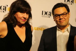 Robert and Kristen Anderson Lopez