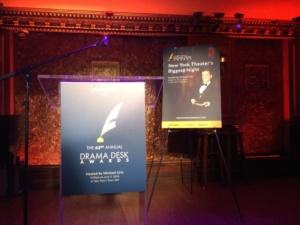 The Drama Desk Nominations