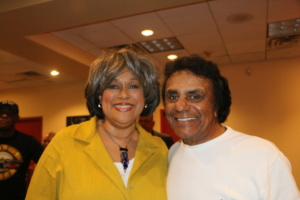 Denise Richardson,Johnny Mathis