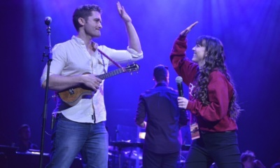 Matthew Morrison, Kali Clougherty