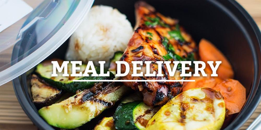 Celebrity food delivery service
