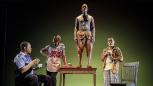 Kevin Mambo, Ito Aghayere, Sahr Ngaujah and Jojo Gonzalez