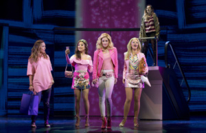 Erika Henningsen, Ashley Park, Taylor Louderman, Kate Rockwell, Barrett Wilbert Weed