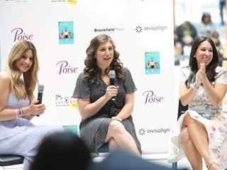 Denise Albert, Mayim Bialik,Melissa Musen Gerstein