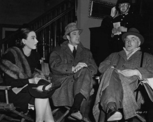 Patricia Morrison, Basil Rathbone