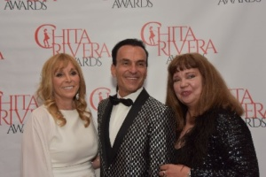 Iris Smith, Joe Lanteri and Patricia Witt