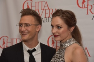Nathan Johnson, Laura Osnes