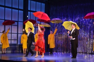 Danny Gardner, Tessa Grady, Brian Shepard, Singin' In The Rain