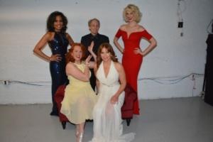 Scott Siegel joins Cheryl Freeman, Carolee Carmello, Maxine Linehan, Oakley Boycott