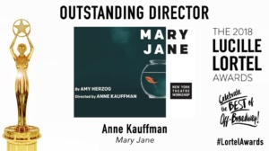 Anne Kauffman, Mary Jane