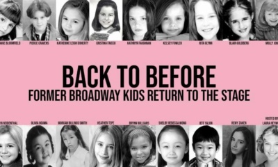 Back to Before: Former Broadway Kids Return to the Stag