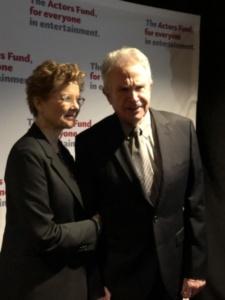 Warren Beatty, Annette Benning