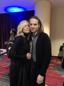 Judith Light, Jordan Roth