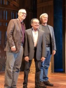 David Friedman, Bill Castellino, Peter Kellogg
