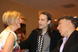 Marianne Elliot, Jordan Roth, Stephen Schwartz