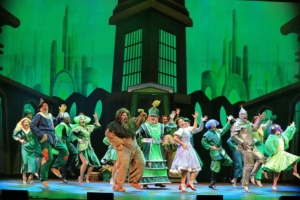 The Wizard of Oz, Victor Legarreta, Kalie Kaimann