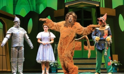 The Wizard of Oz, Victor Legarreta, Christopher Russell, Kalie Kaimann,Chris Duir