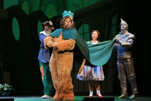 The Wizard of Oz, Victor Legarreta, Chris Duir, Kalie Kaimann, Christopher Russell