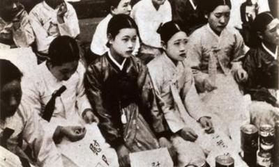 Comfort Women Accord