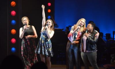 Courtney Balan, Celeste Rose, Luba Mason Allyson Kaye Daniel
