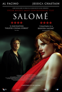 Al Pacino, Jessica Chastain,Salomé, BroadwayHD