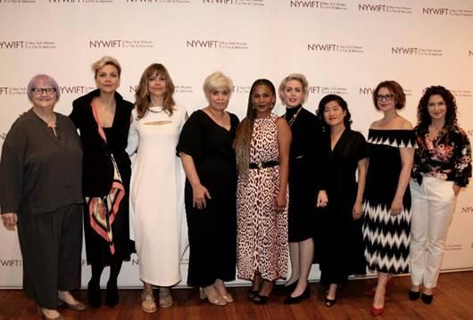 New York Women in Film & Television Designing Women Awards Gala